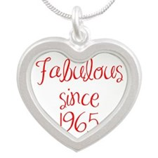 fabulous since 1965-MAS red Necklaces