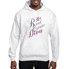 Real Estate Diva Hoodie