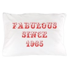 fabulous since 1965-Max red Pillow Case