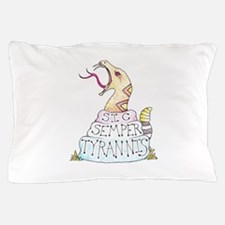 Bite Tyranny Pillow Case