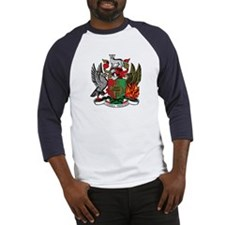 Coventry City Coat of Arms Baseball Jersey