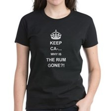 the rum is gone T-Shirt