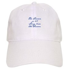Queen is 50-Jan blue Baseball Baseball Cap