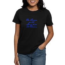 Queen is 50-Jan blue T-Shirt