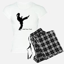 Martial Artist Pajamas