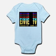 Videodrome Civic TV Body Suit