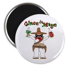 Cinco De Mayo Magnets
