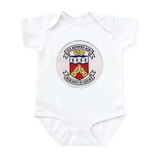 USS ROANOKE Infant Bodysuit