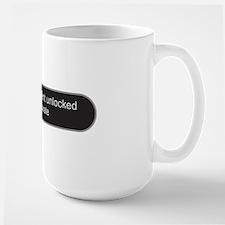 Achievement unlocked Large Mug