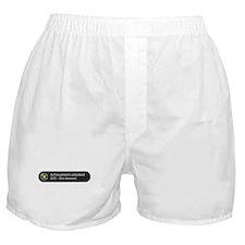 Got dressed - Achievement unlocked Boxer Shorts