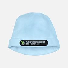 Got dressed - Achievement unlocked baby hat