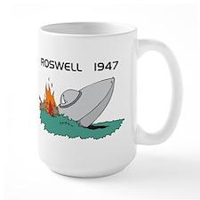 Roswell 1947 UFO - Mug