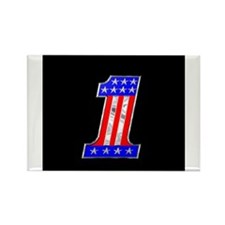 Cute Usa ford Rectangle Magnet