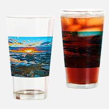Oregon Coast Drinking Glass