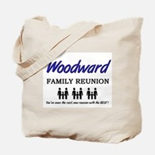 Woodward Family Reunion Tote Bag