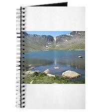 Summit Lake Mt. Evans 2 Journal