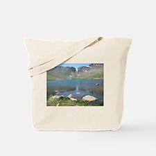 Summit Lake Mt. Evans 2 Tote Bag