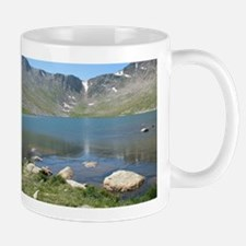 Summit Lake Mt. Evans 2 Mugs