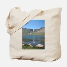 Summit Lake at Mt. Evans 1 Tote Bag