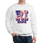 Rhode Island RI Hope Sweatshirt