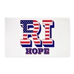 Rhode Island RI Hope Area Rug