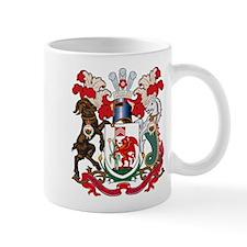 Cardiff City Coat of Arms Mug