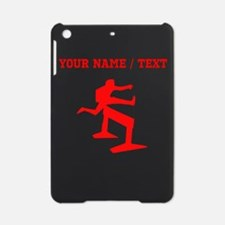 Red Hurdles (Custom) iPad Mini Case
