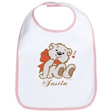 Justin Bear Bib