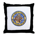 Air Mobility Command Throw Pillow