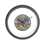 Air Mobility Command Wall Clock