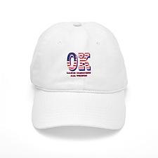 Oklahoma OK Labor Conquers All Things Baseball Cap