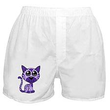 Kitty Boxer Shorts