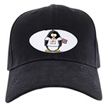 UK Penguin Black Cap