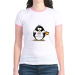 Spain Penguin Jr. Ringer T-Shirt