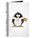 Spain Penguin Journal