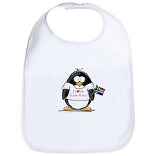 South Africa Penguin Bib