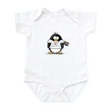 South Africa Penguin Infant Bodysuit