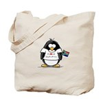 South Africa Penguin Tote Bag