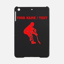 Red Hockey Player (Custom) iPad Mini Case