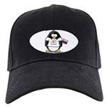 Russia Penguin Black Cap