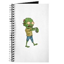 Zombie Cartoon Journal