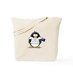 New Zealand Penguin Tote Bag