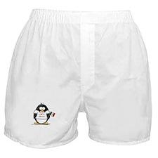 Mexico Penguin Boxer Shorts