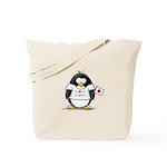 Japan Penguin Tote Bag