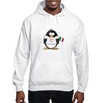 Italy Penguin Hooded Sweatshirt