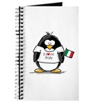 Italy Penguin Journal