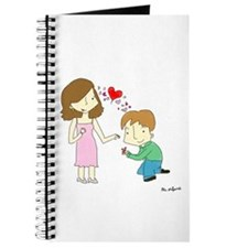 Funny Engagement Journal