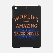Truck Driver iPad Mini Case