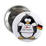 Germany Penguin Button