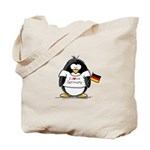 Germany Penguin Tote Bag